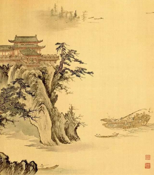 景观设计须知:5分钟让你读懂中国园林!!_6