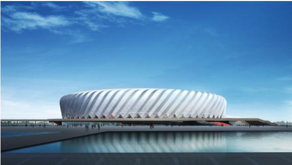 福州奥林匹克海峡体育中心体育场项目施工组织设计(近400页)