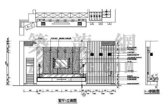 三室两厅两卫装修图-3