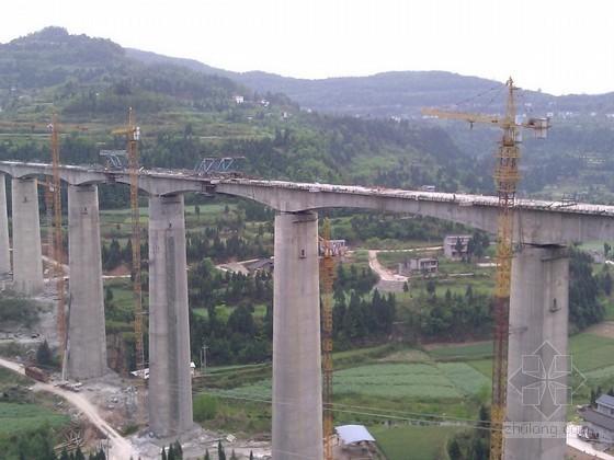新建铁路双线连续刚构大桥高墩墩身专项施工方案