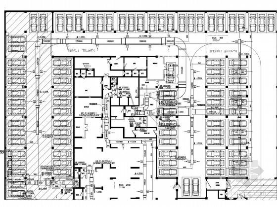 [浙江]著名大学学生教工宿舍楼通风及防排烟系统设计施工图