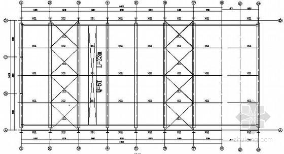 24mx44m轻型门式刚架厂房结构施工图(2012新规范)