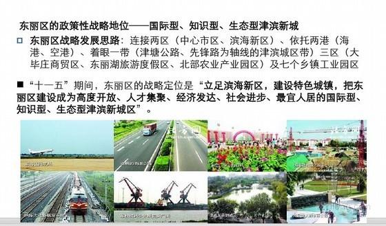 [天津]新兴小城镇公建地块市场研究报告(共120页)