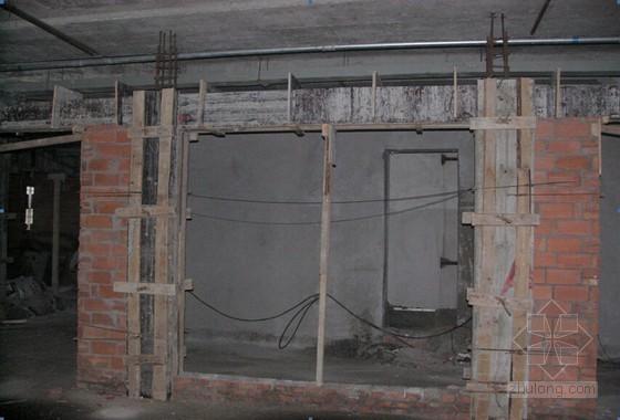 [QC成果]提高框剪结构填充墙构造柱质量成果汇报