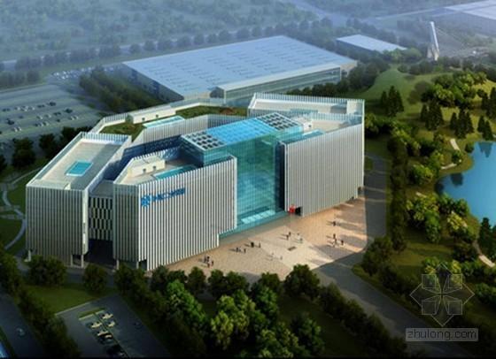 [贵州]航空科研楼工程监理规划(附安全监理规划)