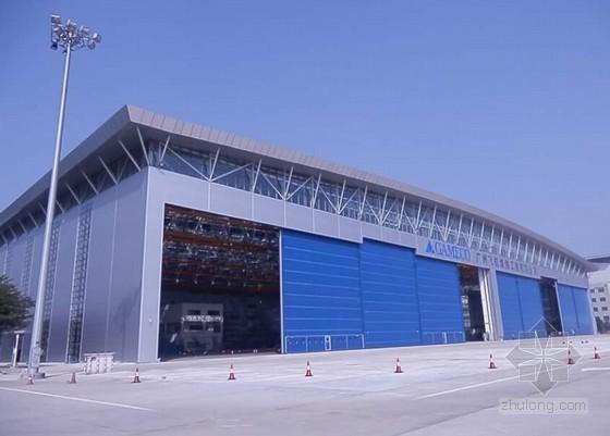 大型钢网架屋盖整体提升施工技术研究及应用(100页 图文丰富)