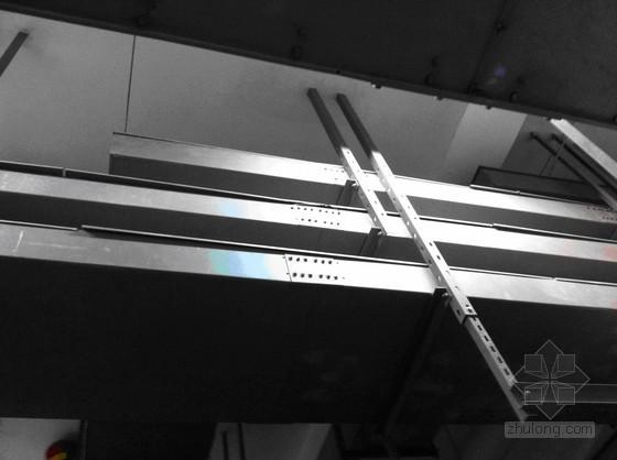 某机电安装工程管理型支架施工工法
