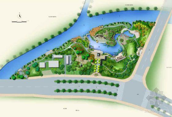 河滨公园景观设计