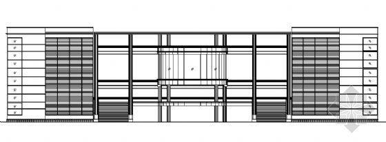 某五层学校教学楼建筑施工图