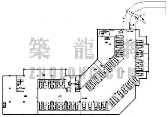某四星级酒店平面设计方案