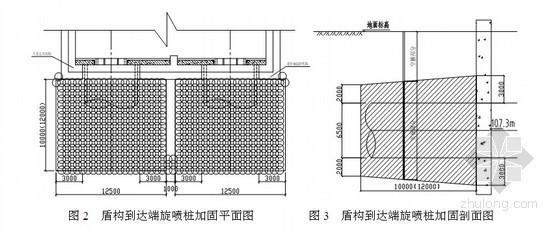 [黑龙江]富水砂层地质条件下盾构端头井土体加固施工