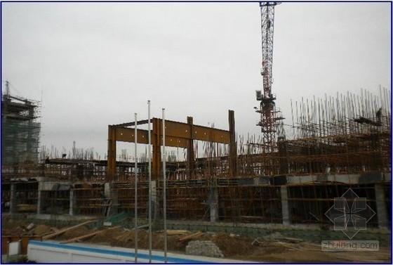 [QC成果]提高劲性混凝土中钢结构施工质量(附图表)