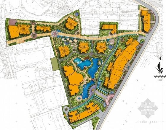公共区域景观规划设计方案