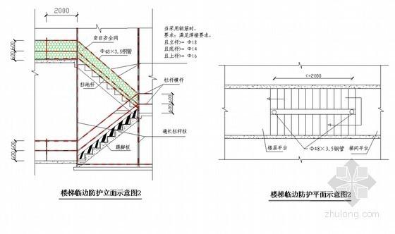 建筑工程施工现场安全防护图集(节点详图)