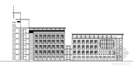 淮海某国际广场二期建筑设计方案文本