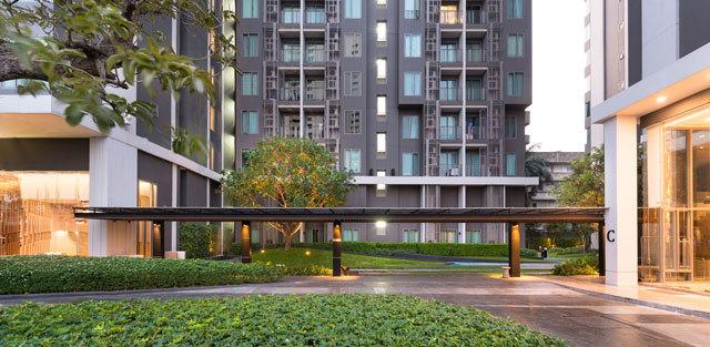 泰国Ceil公寓住宅景观设计_5