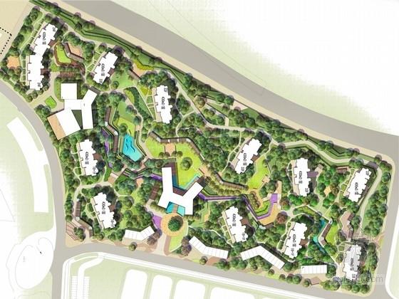 [大连]现代四季公园景观规划设计方案