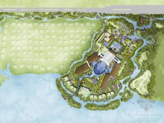 [昆明]文化休闲型酒店景观规划设计方案