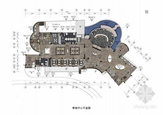 [廣東]超棒的售樓中心及多套樣板間深化設計方案(含效果圖)