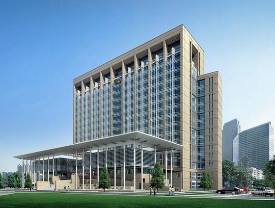 [厦门]酒店及办公楼钢筋工程量计算实例(含图纸 GGJ11)