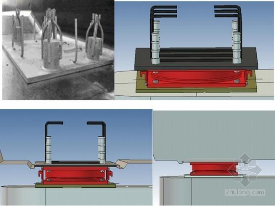 鲁班奖工程高架桥上部结构现浇箱梁施工方案附CAD(梁式支架 满堂支架)