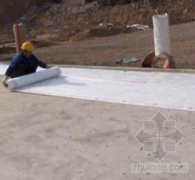 聚乙烯丙纶防水卷材施工工艺标准