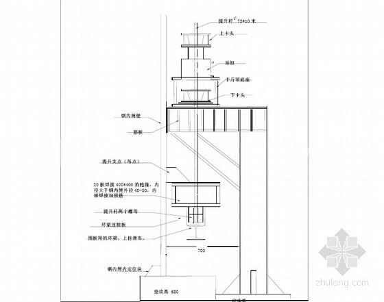 [河南]发电厂烟囱防腐改造工程施工方案(46页)