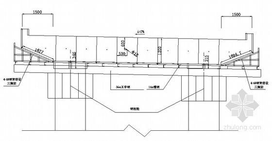 [广东]城市立交桥工程桥墩盖梁施工方案(含详细的计算书)