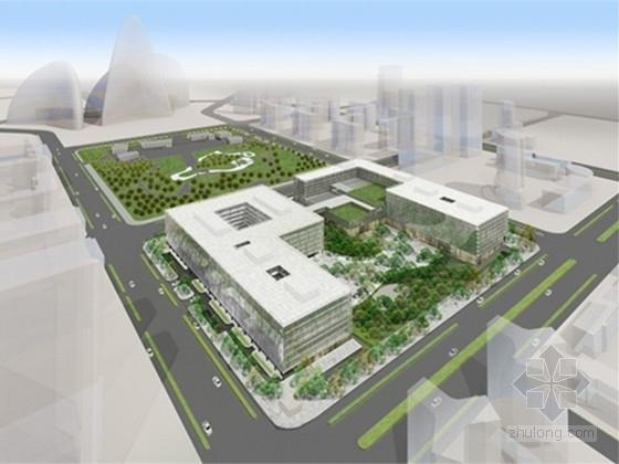 [北京]地上七层地下四层框架剪力墙结构文化交流中心结构施工图(日本设计)