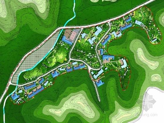 [湖南]新农村建设景观规划设计方案
