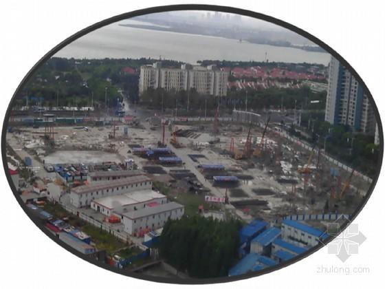 [浙江]超深基坑地连墙钢筋笼吊装专项方案(专家评审)
