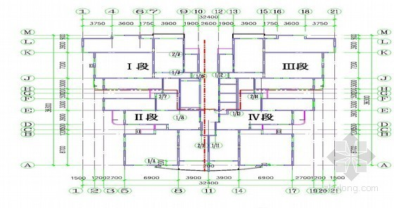 [北京]现浇剪力墙结构住宅楼工程施工组织设计(近300页 附平面图 标书)