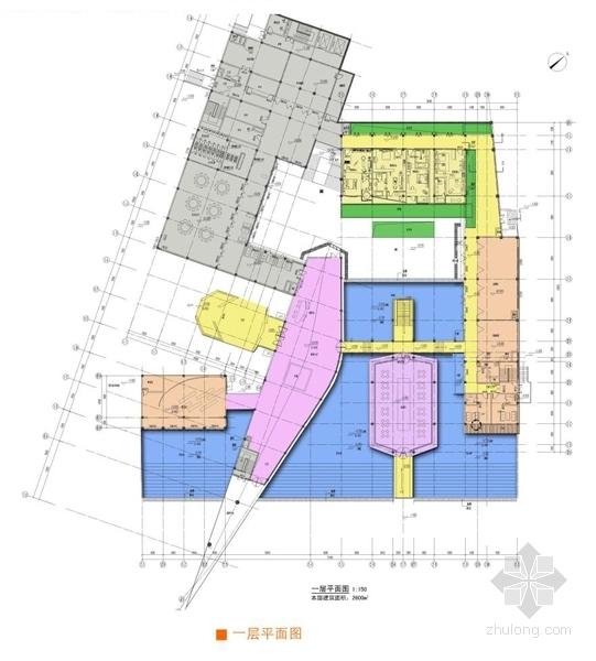 [山东]旅游度假区商务酒店典雅中式售楼处室内设计方案