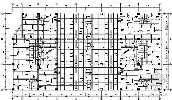 图纸30张,包括:结构设计说明,梁平面整体配筋表示法说明,基础平面布置图片