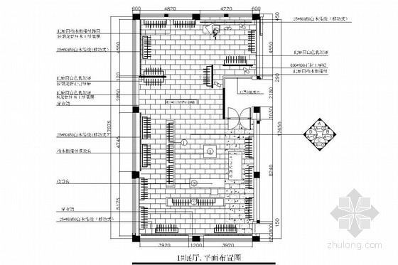 [浙江]皮革之都生产出口时尚皮草公司研发中心施工图