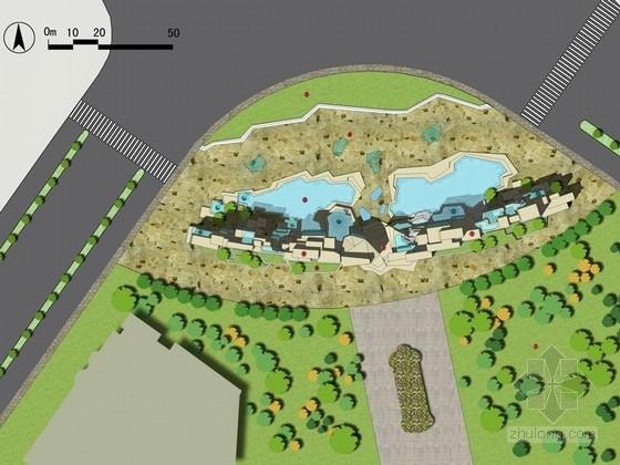 [内蒙古]城市道路环岛总体改造及雕塑设计方案(四套方案)