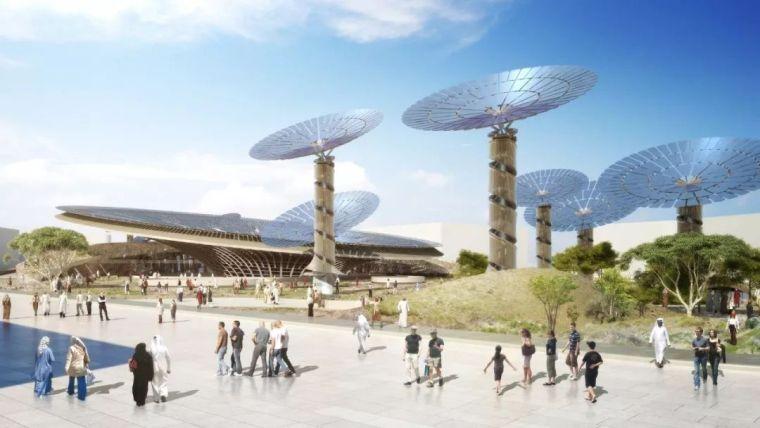 2020年迪拜世博会,你不敢想的建筑,他们都要实现了!_11