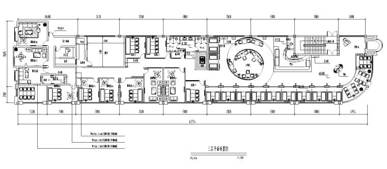 [广东]某咖啡厅装修完整施工图