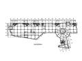 2层公园地下车库剪力墙布置结构施工图(CAD、11张)