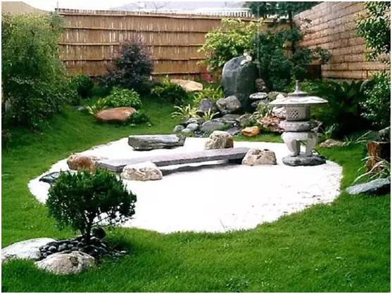 只需六步,轻松打造小清新日式庭院