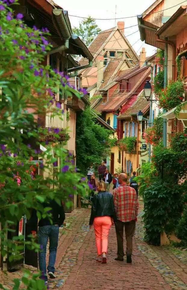 """四个最美的法国小镇,我愿在此""""终了余生""""..._41"""
