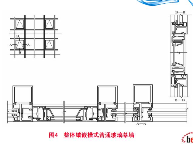 隐框玻璃幕墙转角部位构造(共98页)