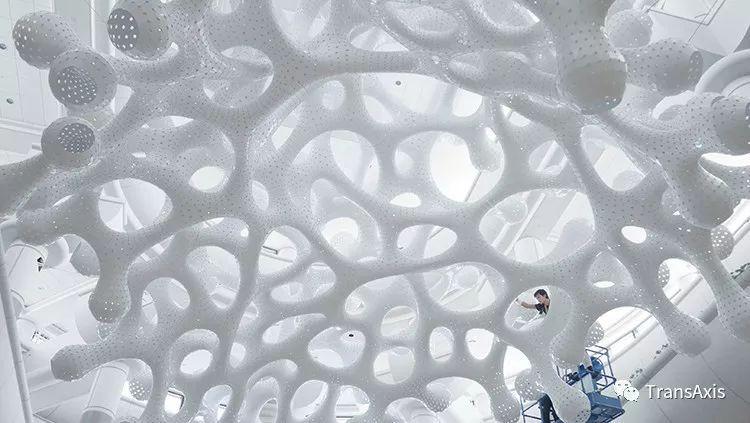 """离开扎哈后单飞,他成为世界上最""""骚""""的异形壳体建筑师!_35"""