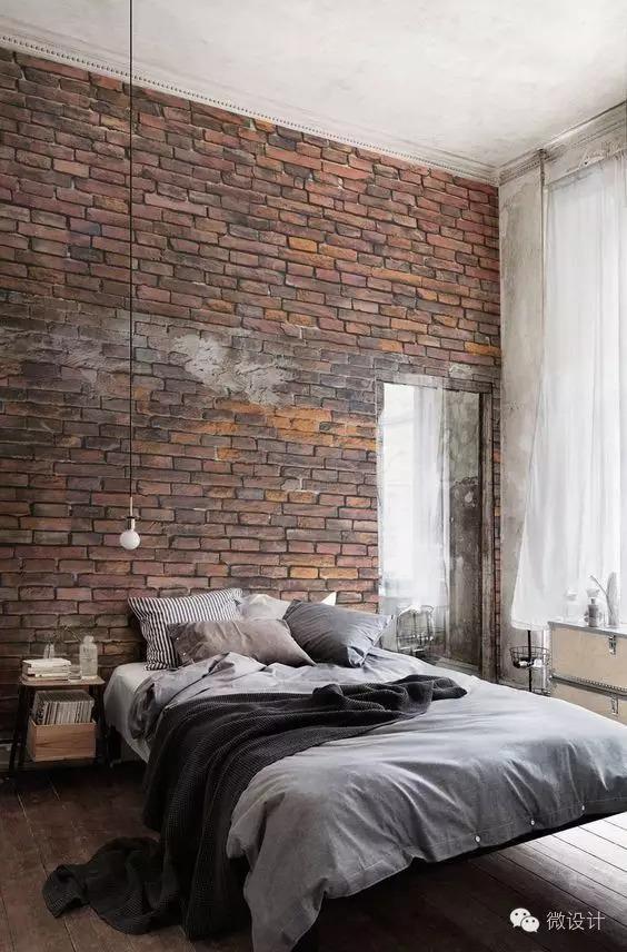 一面裸砖墙,却美过了精装房_22