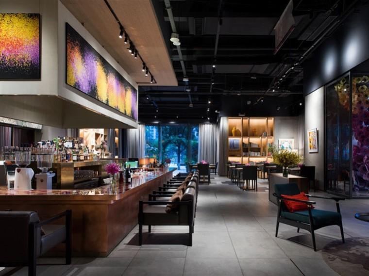 成都B.Park绽放花园艺术餐厅