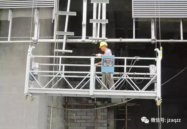 建筑施工吊篮安全要点,你都知道吗?_3