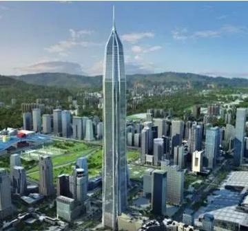 bim在深圳平安金融中心大厦机电施工应用