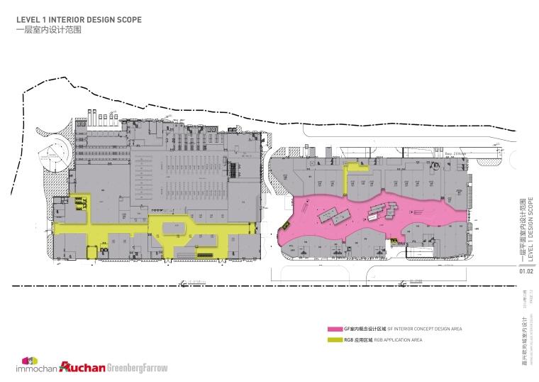 [嘉兴]欧尚城--Auchan欧尚超市室内设计方案PDF+JPG丨108P丨315M_9