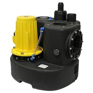 外置泵污水提升器有哪些优势?