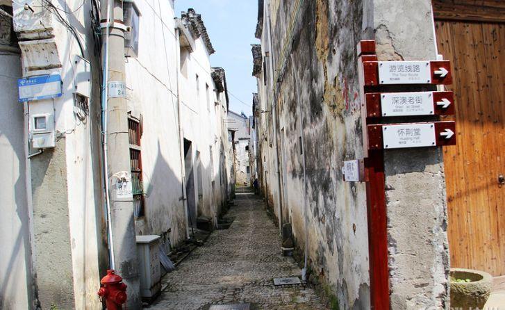 杭州六个古村入选中国历史文化名村,美丽乡村的新样本_13